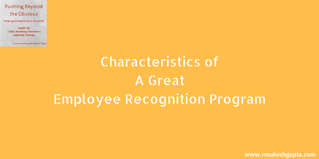 what are the characteristics of a good employee