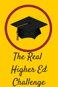 The Real Higher-Ed Challenge